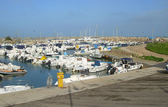 Porto Turistico di San Foca